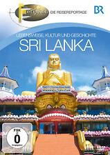DVD Sri Lanka von Br Fernweh das Reisemagazin mit Insidertipps auf DVD