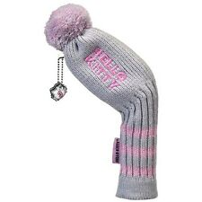NEW Hello Kitty Mix and Match Iron Set Headcover (8pc Set) - Grey/Pink