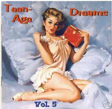 V.A. - TEEN-AGE DREAMS Vol.5 Popcorn & Teenage CD