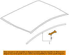 MITSUBISHI OEM 10-15 Lancer Roof-Drip Molding Clip 7403A194