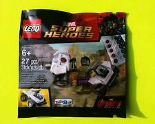 Lego Marvel Super Heroes 5003084 Hulk mit Auto Polybag Neu Ovp