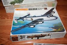 1/72 Matchbox Handley Page Halifax