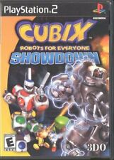Cubix Robots for Everyone PS2 New Playstation 2