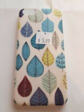 White Leaf Hard Case For Iphone 4 4s C75