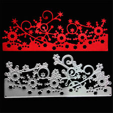 Lace Border Metal Cutting Dies Stencil For Scrapbooking DIY Paper Cards Decor TS
