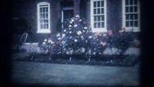300Ft Super 8 Cine Film. Beautiful Garden Shots Spring To Autumn 1960/70's (GV9)