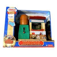 NEW! Thomas & Friends Wooden Railway Sodor Dynamite Blast Set Legend Treasure