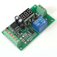 4-20mA Current Detection Limit Value Control Switch Alarm 24V For Industrial
