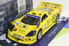FLY 11 SALEEN GT G2 RACING EVO 2 22,000 RPM MOTOR NEW 1/32 SLOT CAR IN DISPLAY