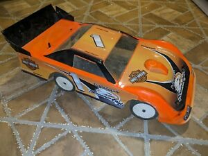 Custom Works Rocket 3 Late Model Roller Dirt Oval RC Car TAG: Sprint Modified