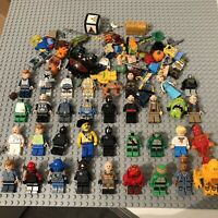 LEGO Minifigure Bundle Job Lot Spongebob TMNT Scooby Doo Spares Doc Nexo Parts