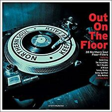 Out on the Floor 28 Northern Soul Floor Fillers 2 LP 180G Gatefold Vinyl Record