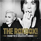 Roxette - The RoxBox: A Collection of Roxette's Greatest Songs (2015)  4CD  NEW