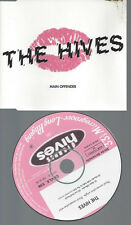 CD--THE HIVES--MAIN OFFENDER --PROMO