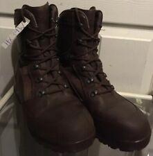 Haix Brown MTP Gore-Tex Waterproof British Army Issue Combat Boots 9W HX39W