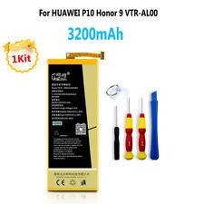 New 3200mAh Replacement Battery for HUAWEI Honor 9 P10 VTR-AL00 Phone Batteries