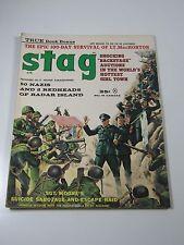 Stag; Men, Male Adventure Magazine: April 1963