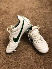 Nike Tiempo Legend IV FG 454316-130 size US9 (ref: II,III,V, VI, Elite)