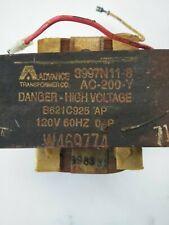 SHARP B621C925 AP 120V Microwave HV Transformer