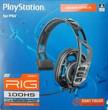 Plantronics RIG 100HS Arctic Camo Gaming Headset for PlayStation 4 PS4 209780-60