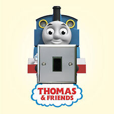 Thomas The Tank Engine Light Switch Surround Wall Sticker Plug Girls Boys Cover