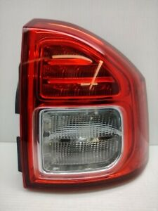 OEM 2011 2012 2013 JEEP COMPASS RIGHT TAIL LIGHT HALOGEN W/ LED 05182542ACCHR