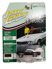 Johnny Lightning Muscle Cars USA 1970 Buick GS Stage 1 Burgundy Mist Poly RARE