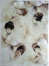 Rice Decoupage Paper,  Decoupage Sheets, Scrapbooking, Womens, Decopatch