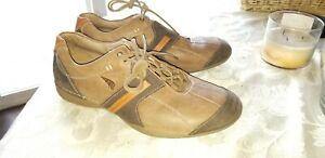 RED WING Mens 4758 sz 11.5 EE Leather Performance Driving Shoes - EXCELLENT!