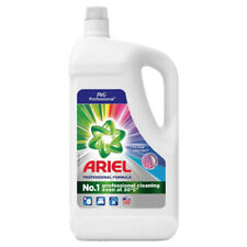 2x Ariel Professional Laundry Colour Washing Detergent Bio Liquid 5L 100 Washes