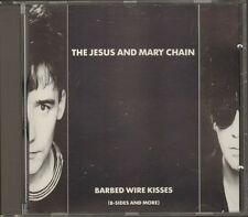 JESUS & and MARY CHAIN Barbed Wire Kisses NEW CD 20 track B-sides & More 1988
