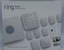 Ring Alarm Wireless Security Home System 2nd Gen 10 Piece Kit Smart Free Ship.