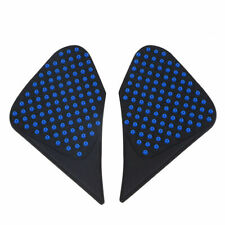 Motorcycle Fuel Tank Side Pads Gas Fuel Knee Grips Decal Protection Sticker