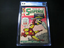 Tales of Suspense #49 (1964 Marvel) CGC 4.0 1st X-Men Crossover