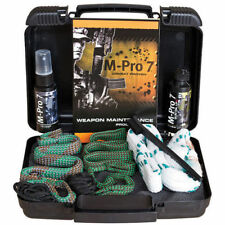M-Pro 7 Tactical 3 Gun Cleaning Kit 22 Caliber, 9mm and 12 Gauge  070-1512