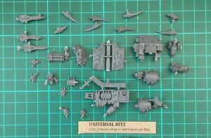 Warhammer 40K Space Wolves Dreadnought Murderfang Job Lot S I5 E
