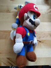 Vintage Nintendo Super Mario Sunshine FLUDD BD&A Plush Toy