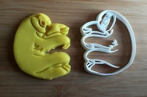 3D Printed Sloth Inspired Cookie Cutter