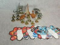 Hasbro 41712 Heroscape Rise of the Valkyrie Replacement Parts 14 Figures 8 Cards