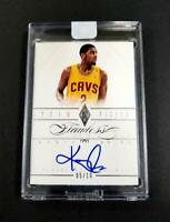 KYRIE IRVING 2012 FLAWLESS TEAM PANINI AUTOGRAPH AUTO ROOKIE RC #'D /10 NBA