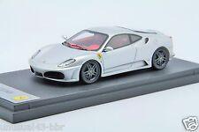 1/43 BBR Ferrari F430 Silver Free Shipping/ MR Frontiart