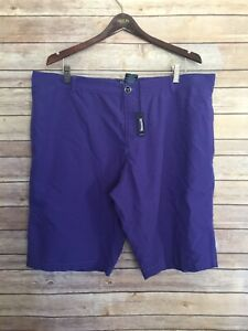Authentic Vilebrequin STRETCH FLAT BELT MERISE Swim Trunks- MEN - XXXL Purple
