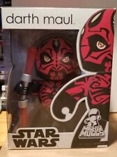 Spider-Man & Star Wars Darth Maul No Shirt Mighty Mugg Hasbro 2007