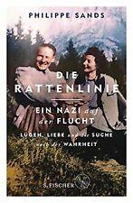 Die Rattenlinie – ein Nazi auf der Flucht: Lügen, L... | Buch | Zustand sehr gut