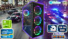 PC GAMER ULTRA RAPIDE Core i7 8 Go RAM 120Go SSD+1To HDD GT 710  Win10 PRO WIFI