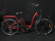 """Bicicletta Elettrica 26"""" Donna"""