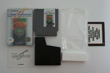 Life Force NES Game Box Instructions Nintendo