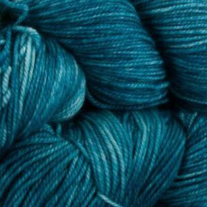 Dream In Color Smooshy Cashmere Bermuda Teal