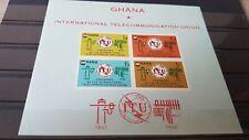 Bloc Ghana 1965 Neuf MNH **