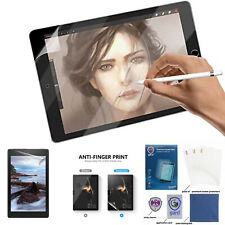 50PCS Ultra Clear Screen Protector Guard for iPad Galaxy Tab Huawei Amazon Apple